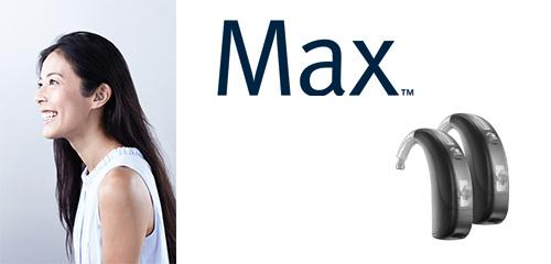 Max – Hearing Instrument