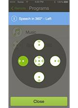 Phonak Remote Control App